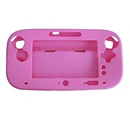 Soft Silicone Full Protection Gel Case Cover Sleeve for Nintendo Wii U Gamepad