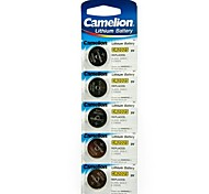 Camelion 3V CR2025 Lithium Button Battery (5pcs)