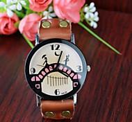 Women's Fashion Magpie Bridge Leather Bracelet Watch(Assorted colors)