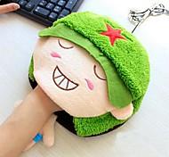 Cartoon Characters USB Heated Warm Mousepad (Random Delivery)