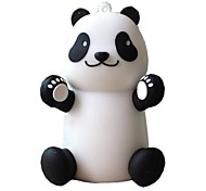 5200 mAh Power Bank Cartoon Panda Design Promotion External Backup Battery for iPhone Samsung Xiaomi Phone
