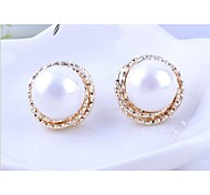 Love Is Your Fashion Shell Pearl Earrings