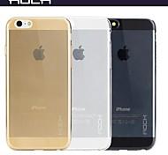 Rock® 0.8mm iPhone6 siguientes de 4,7 pulgadas de Apple ultra delgado 6 casos casos de protección transparentes iPhone6