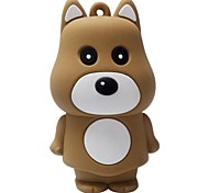 5200 mAh Power Bank Cartoon Lovely Bear Promotion External Backup Battery for iPhone6/6plus/5S/4S Samsung Xiaomi Phone