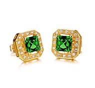 Exquisite Exquisite Gift Set Auger AAA Zircon Earrings
