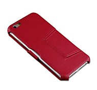 HHMM® With Stents PU leather for iPhone 6 Plus Case 5.5 inch(Assorted Colors)