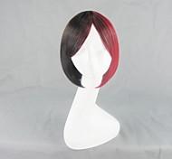 Harajuku Style  Black and Red Short Lolita Wig