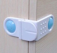 2 PCS Multi-function Safety Drawer Lock(Random Color)