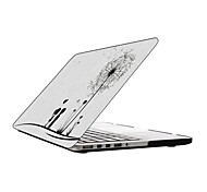 Lovely Couples Design Full-Body Protective Plastic Case for 13-inch/15-inch MacBook-Pro with Retina Display
