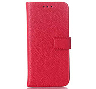 Luxury Lichee Pattern Wallet Leather Case  for HTC One mini 2/ M8 mini(Assorted Colors)