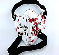 Tokyo Ghoul Bloody Zombie White Halloween Cosplay Mask