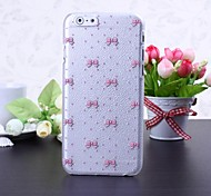 For iPhone 6 Case / iPhone 6 Plus Case Pattern Case Back Cover Case Tile Hard PC iPhone 6s Plus/6 Plus / iPhone 6s/6