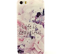 Das schöne Leben Hartplastik Fall für iPhone 5 / 5s