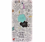 OKAY Design Hard Case for iPhone 6 Plus