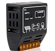CMP12 15A 12V/24V 1Solar Panel Charge Controller Regulator Safe Protection CE TSR