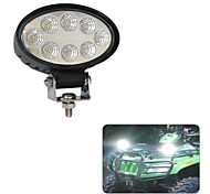 "Liancheng® 5.5"" 24W 2400 Lumens Super Bright LED Work Light for Off-road,Tractor,UTV,ATV"