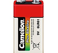 Camelion Plus Alkaline 9V Battery in Plastic Box of 6 PCS