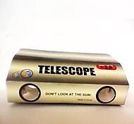 DIY Paper Binocular Telescope Toys