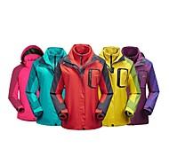 Women's Jacket / Ski/Snowboard Jackets / 3-in-1 Jackets Climbing / Downhill / Snowboarding / Skiing / Camping & HikingWaterproof /