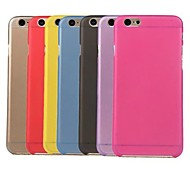 Ultrathin PC Case for iPhone6 Plus(Assorted Colors)