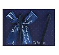Lureme Fashion Flower Pattern Bowknot Gift Bag(1Pc)