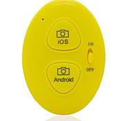 do bluetooth controle remoto temporizador do obturador da câmera para ios android telefone