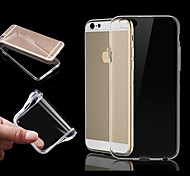 VORMOR® TPU Ultra Transparent Soft Case for iPhone 6/6S