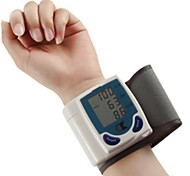 7 * 7.2 * esfigmomanômetro eletrônico auxiliares de saúde 2,3 centímetros a família automática