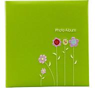design da capa do álbum de fotos árvore para 160psc de 6 '