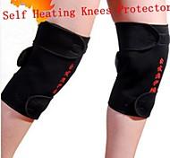 esportes ao ar livre turmalina terapia magnética banda de aquecimento joelho para joelheiras