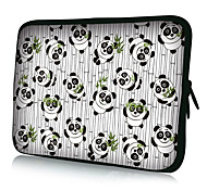 "HUADO® 13"" Cartoon Panda Lovely Laptop Sleeve Case for MacBook Air Pro/HP/DELL/Sony/Toshiba/Asus/Acer"