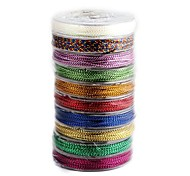 DIY Colorful Handmade Cord/Necklace Rope B Section Mixed Color(10pcs)