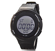 Children Round Dial PU Band Multifunction LED Digital Sports Wrist Watch 30m Waterproof (Assorted Colors) Cool Watches Unique Watches