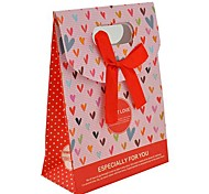 Lureme Lovely Love Heart Pattern Gift Bag(1Pc)