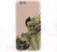 Soldier Design Hard Case for iPhone 6
