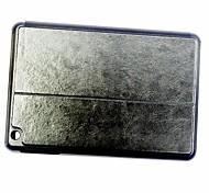 bluetooth v3.0 portatile 61 tasti della tastiera ultra sottile è dotato di una custodia in pelle per iPad mini