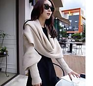 Women Wool Scarf , Work/Casual