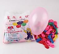 500 шт латекс игрушка вода / съемки шары (случайный цвет)