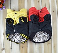Fashionable Warm Winter Jacket in Winter Autumn for Dog Clothes
