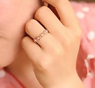 Beautiful Fashion Hollow-out Flower Ring