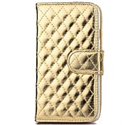 PU Leather with Card Slot Cover for iPhone 6 (Assorted Colors)