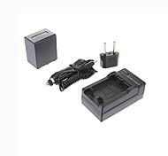 enchufe + cargador de coche-np FV100 (3900mAh, 7.2V) batería de la cámara + eu ismartdigi-sony para cx700e / pj50e / 30e / 10e / cx180e / VG10E / FV70