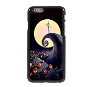 Skull Dance Design Aluminum Hard Case for iPhone 6