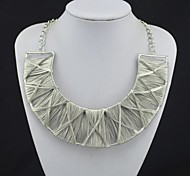 Toonykelly Fahionable Tibet Alloy Top-grade Plated Necklace(1 Pc)