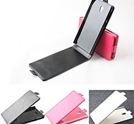 Hot Sale 100% PU Leather Flip Leather Up and Down Case for Lenovo S860(Assorted Color)