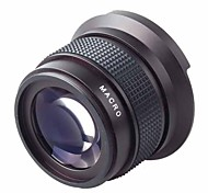 Neewer 52mm 52 0.35X HD II Macro Fisheye Lens FOR Nikon D60 D70 D80 D90 D40X D100 D3000
