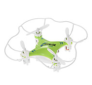 Gin H7 4CH 6 Axis Gyro LED flight 6 min RC Quadcopter with Protective Cover (Mode 2) Silver