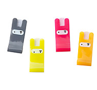 Lovely Ninja Rabbit Cartoon Earphone Cable Wire Cord Organizer Cable Winder