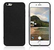 novo portátil chegada silicone encaixam perfeitamente capa mole para iphone 6 5.5 '' (cores sortidas)
