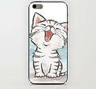 Cute Kitten Pattern hard Case for iPhone 6